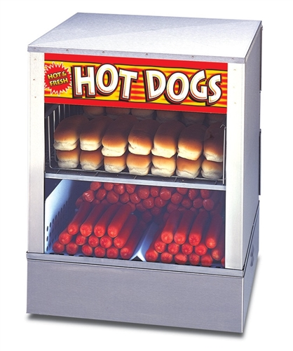 DS-1A Hot Dog Steamer
